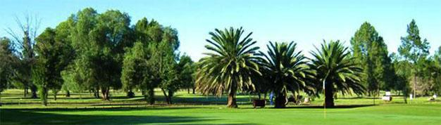 Kimberley Golf Club, Northern Cape, South Africa