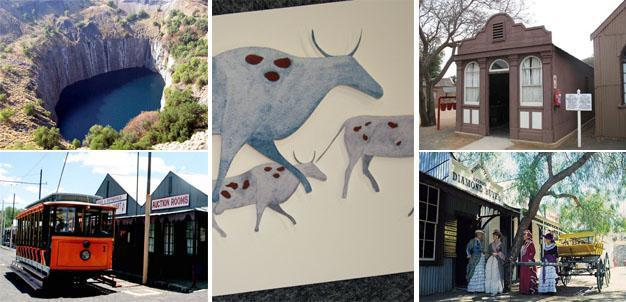 Kimberley's Museums, Northern Cape, South Africa