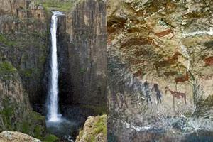 Maluti Cave Hiking Trail, North Eastern Free State, South Africa