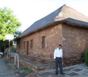 Mary Moffat Museum in Griquastad