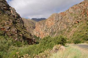 Meiringspoort Pass