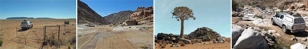 Namakwa 4x4 Trail Northern Cape, South Africa