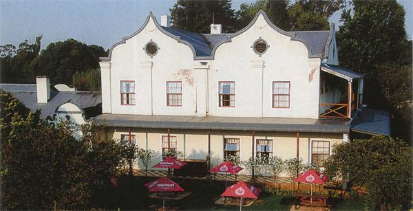 Nottingham Road Hotel is probably the oldest hotel in KZN.