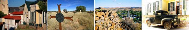 Richmond, Karoo, Northern Cape Book Town History