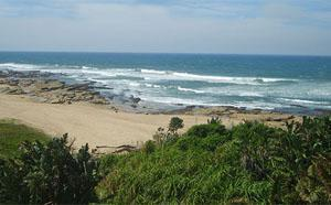 Shelly Beach, Hibiscus Coast, KwaZulu-Natal