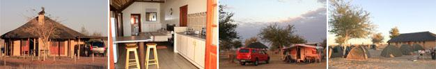 Spitskop Nature Reserve, Upington, Northern Cape Accommodation