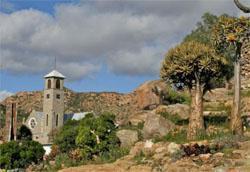 Springbok, Namaqualand, Northern Cape Klipkoppie Church