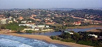 St. Michaels-on-Sea, Hibiscus Coast, KwaZulu-Natal