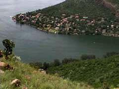 Uitkyk Hiking Trail, Hartbeespoort Dam, Magaliesberg Nature Reserve View