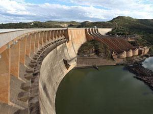 Vanderkloof Dam, Northern Cape Province