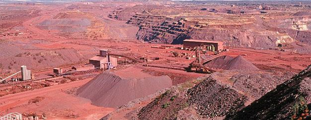Sishen Iron Ore,  Anglo's Crown Jewel