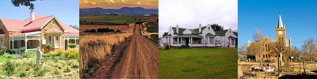 Arlington to Rosendal, North - Eastern Free State, South Africa