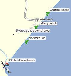 Blythedale fishing spots