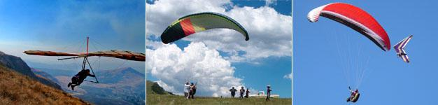 Bulwer, Natal Midlands, Hang Gliding and Paragliding
