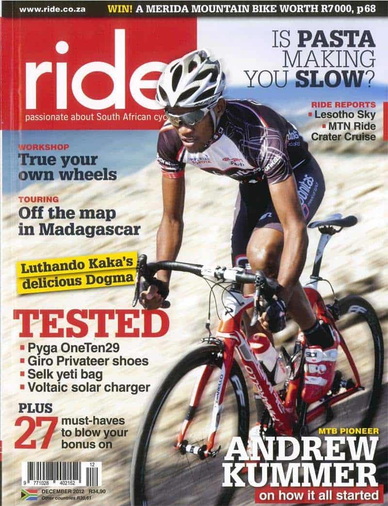Ride December 2012