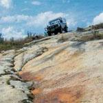 Adrenaline 4x4 trails in South Africa - Grade 4