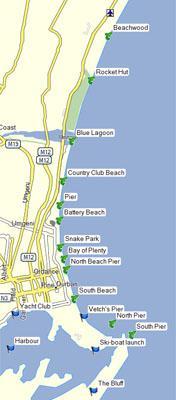 Durban fishing spots