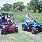 Enjoy a Quad Bike Safari on the Groot Krantz Game Farm, South Africa