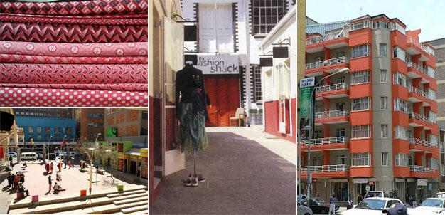 Fashion District, Johannesburg CBD