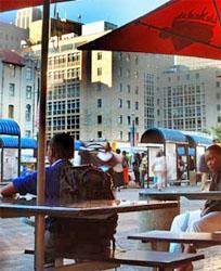 Gandhi Square, Johannesburg CBD