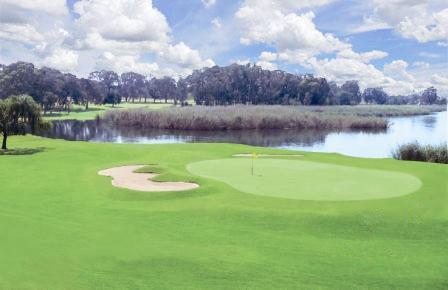 Germiston Golf Course, East Rand, Gauteng
