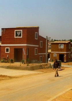 Housing projects completed in Alexander Township
