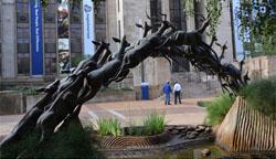 Impala Stampede, Main Street Mall, Johannesburg CBD