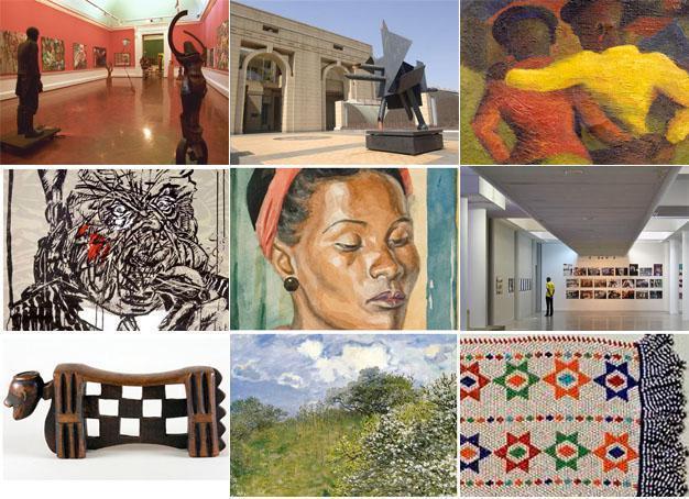 Johannesburg Art Gallery, Joubert Park