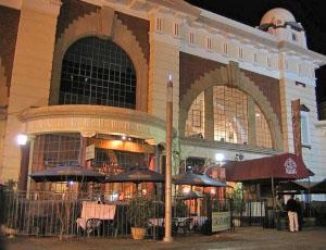 Market Theatre Building, Newtown, Johannesburg