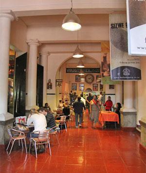 Market Theatre, Newtown, Johannesburg