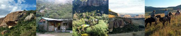 Meiringspoort - camping, self catering, hiking and abseiling, Fouriesburg