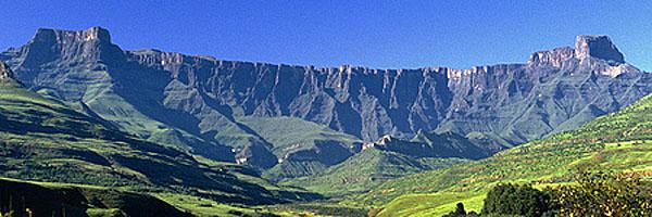 Mont-Aux-Source - The Amphitheatre, Northern Drakensberg, South Africa