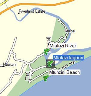 Mtunzini fishing spots