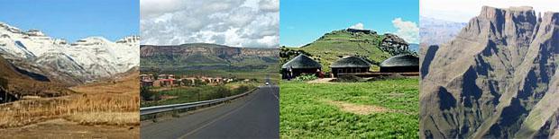 Phuthaditjhaba, Qwa Qwa, Free State, South Africa