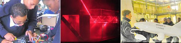 Sci-bono Science Centre, Newtown, Johannesburg Exhibits