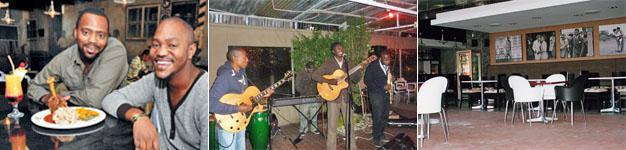 Sophiatown Bar Lounge and  Restaurant, Newtown, Johannesburg