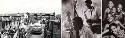 Sophiatown, a township at the heart of African culture