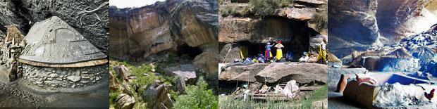 The Ferility Caves, Motouleng, the Free State, South Africa