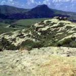 The Kututsa Hiking Trail near Ficksburg, South Africa