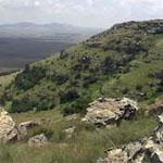The Langberg Hiking Trail, Eastern Free State, South Africa