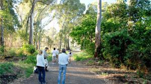 The Modderfontein Nature Reserve Walks