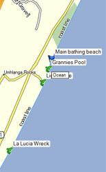 Umhlanga fishing spots