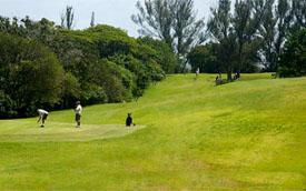 Umkomaas Golf Club, South Coast, KwaZulu-Natal
