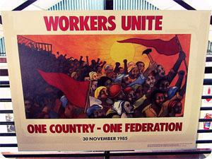 Worker's Museum, Newtown, Johannesburg Trade Unions
