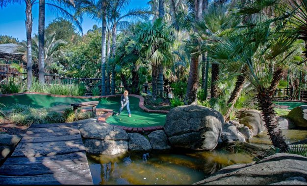 Adventure Golf, Brightwaters, Randburg