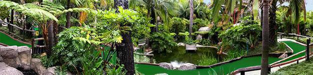 Adventure Golf, Fourways Mall, Sandton, Johannesburg