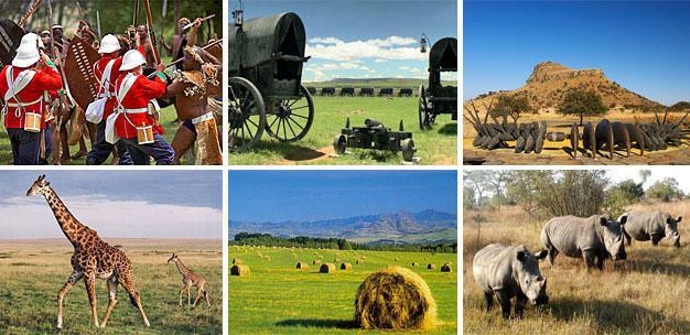Battlefields, KwaZulu-Natal