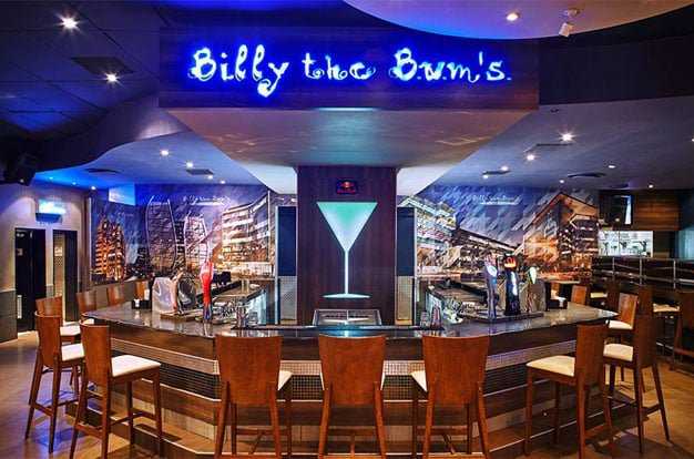 Billy the Bums, Pineslopes, Fourways