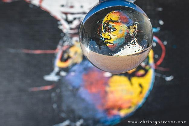 Street Art in Maboneng District of Johannesburg