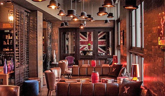Churchills Bar Melrose Arch